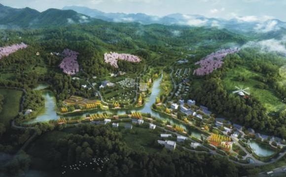 龙泉山城市森林公园