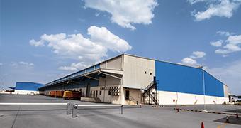佳通工业园8万㎡单层钢结构标准厂房