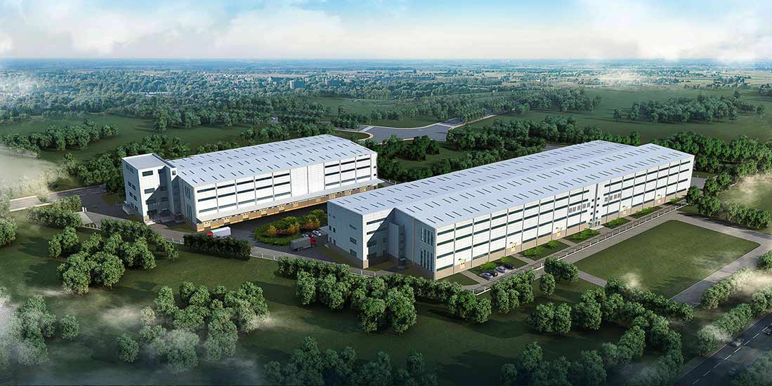 电商物流中心(在建)