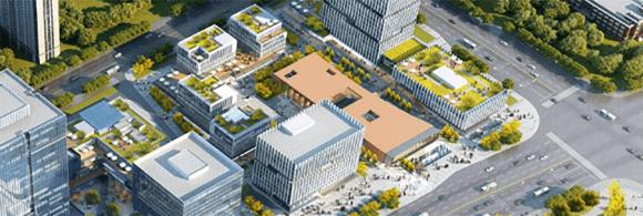 生产性服务业用地 — 创业广场